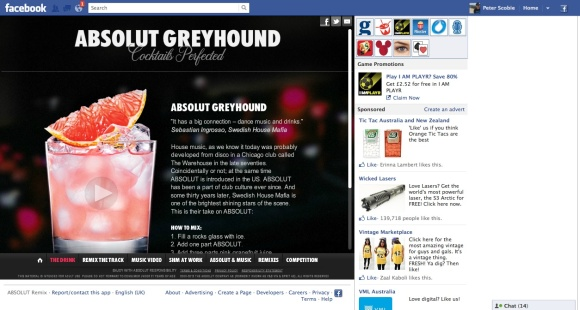 absolute greyhound facebook app